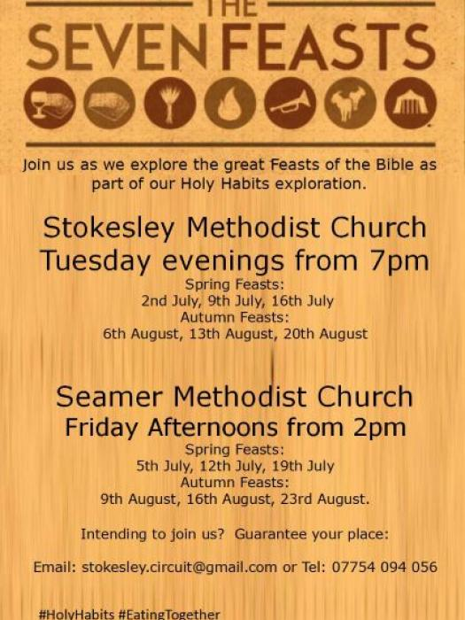 Biblical Feasts Poster2