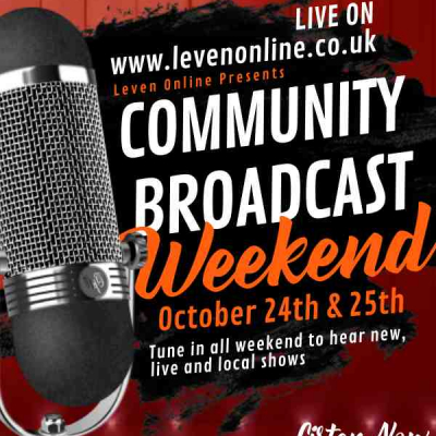 Community broadcast weekend