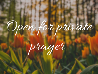 Facebook open for prayer