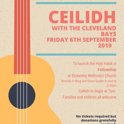 Fellowship Ceilidh