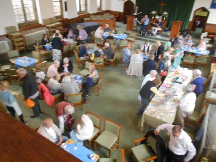 Stokesley coffee morning