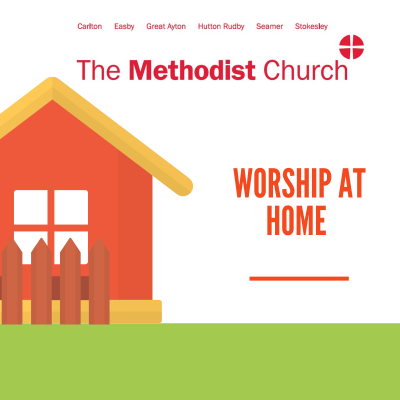 Worship at Home logo